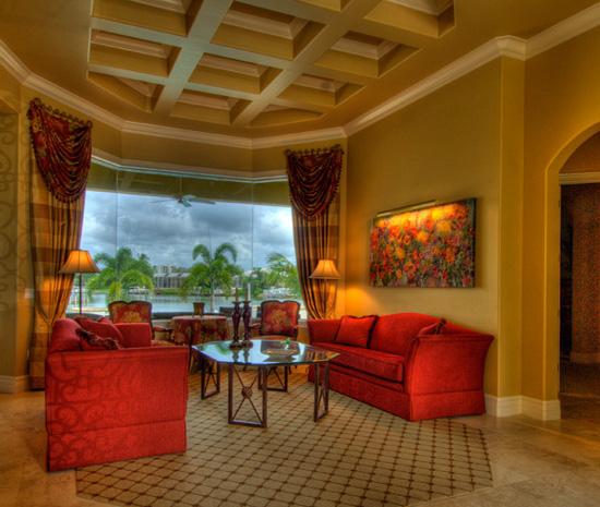 Naples Interior Design, Naples Florida Interior Decorator